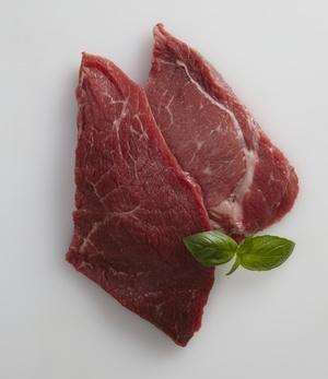 Lean beef steak