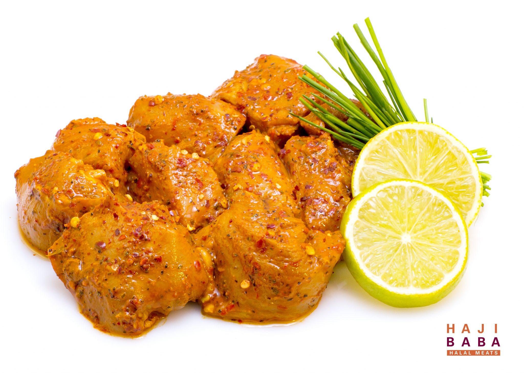 Peri Peri Chicken Cubes | HBH Online