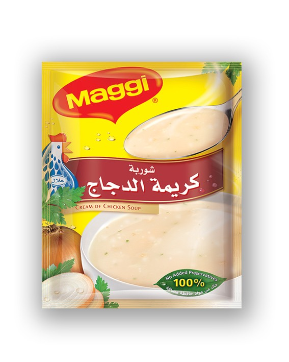 how to make chicken soup with maggi