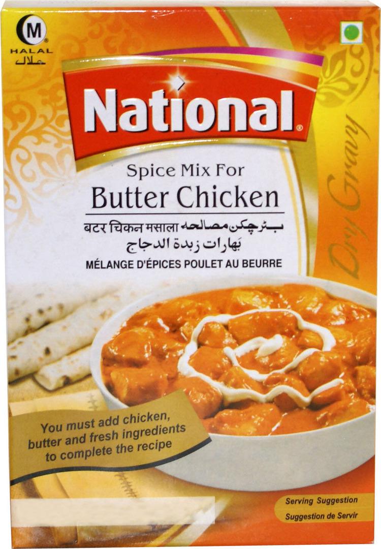 National butter chicken halal food national butter chicken forumfinder Gallery
