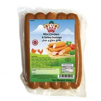 chicken frankfurters