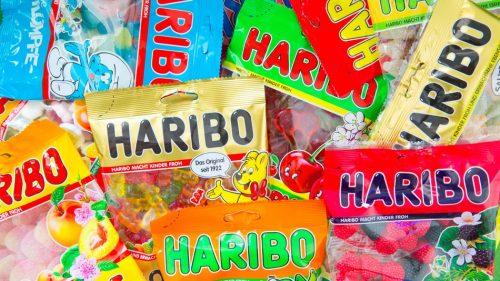 Halal Haribo sweets