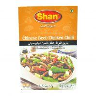 Shan beef chicken chilli